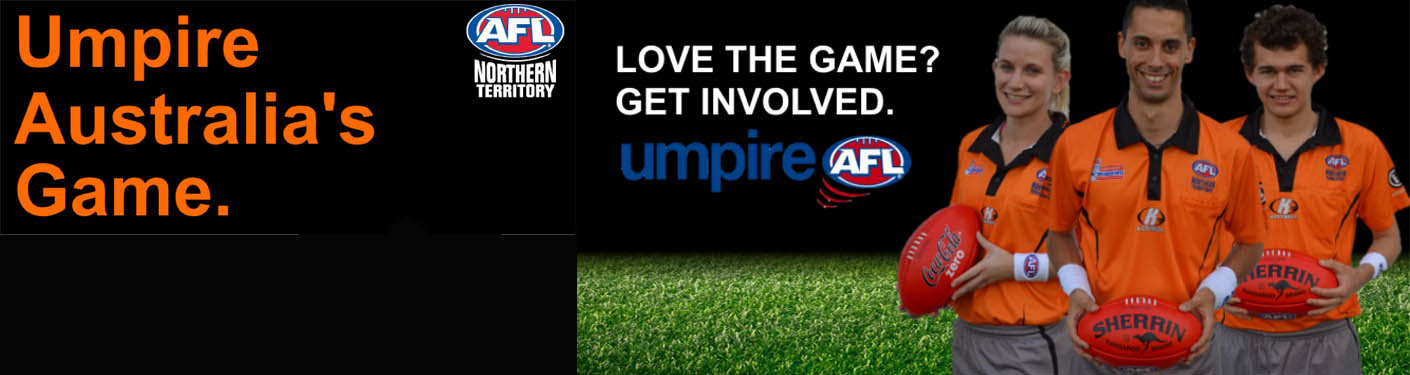 NTFL Umpires Needed Now